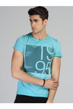 Twister Jeans Ets 1609 Haki Erkek T-Shirt