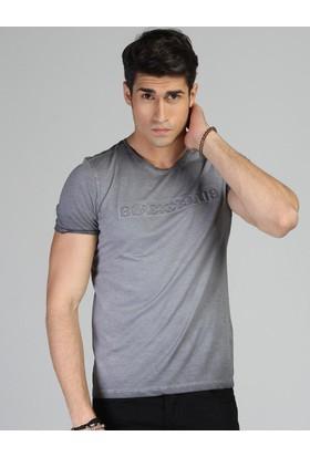 Twister Jeans Ets 1606 Antrasit Erkek T-Shirt