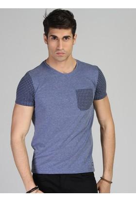 Twister Jeans Ets 1605 İndigo T-Shirt