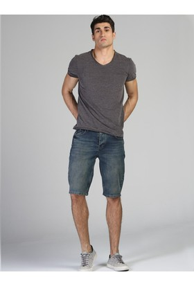 Twister Jeans Star Roy 7004-01 Erkek Şort