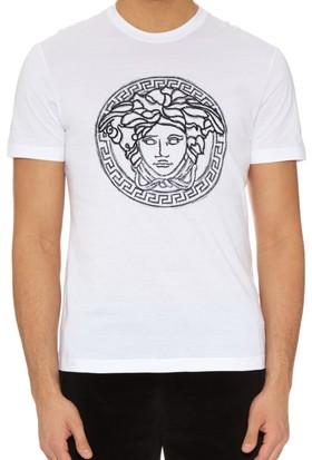 Guice Paris Versace Black Medusa Model Erkek T-Shırt