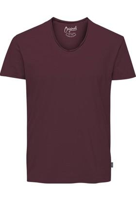 Jack&Jones T-Shirt Jorwolf Ss U Neck 12111154-Pry