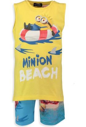 LC Waikiki Erkek Çocuk Minions Yüzme Takım