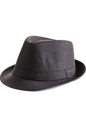 Monocloth Siyah Fötr Şapka Mıchael Jackson Erkek Giyim 3050