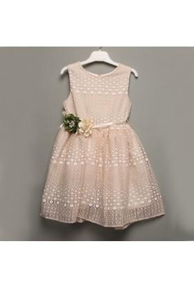 Grande Kız Çocuk Elbise Grande6037