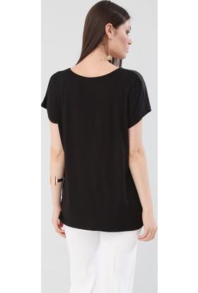 Lir Kadın Bluz Siyah 2160