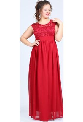 2dbcca75dd0a2 Angelino Butik Kl4009 Kırmızı Abiye Elbise Angelino Butik Kl4009 Kırmızı  Abiye Elbise ...