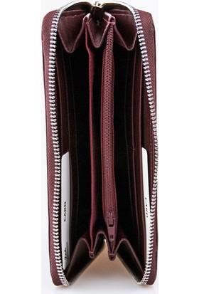 Ayrıs Leather Kadın Cüzdanı Deri Bordo