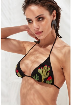 Less İs More Cactus Bikini Üstü Lm17119