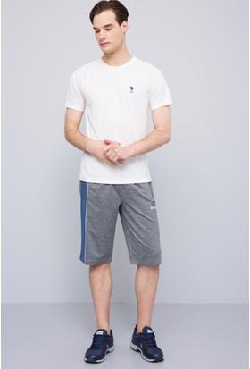 U.S. Polo Assn. Erkek Zador T-Shirt Bej