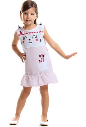 Mushi Apaçi Kız Elbise MS-17Y2-006