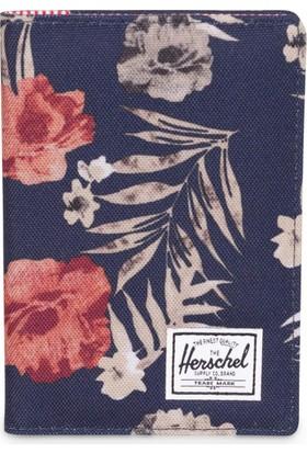 Herschel Raynor Passport Holder Siyah Cüzdan 10152.01342