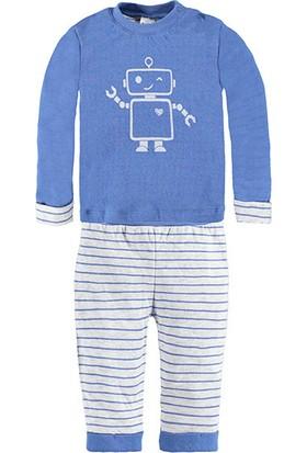 Kanz Erkek Çocuk 163-5188 Pijama Takım