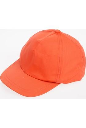 Soobe Unisex Garson Şapka Kırmızı