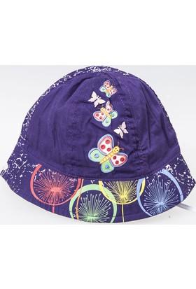 Soobe Kız Çocuk Fötr Şapka