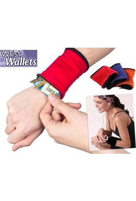 Wildlebend Wrist Wallets Bileklik Cüzdan
