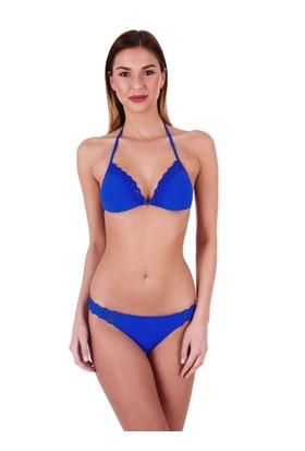 Ayyıldız Kadın Kaplı Üçgen Bikini