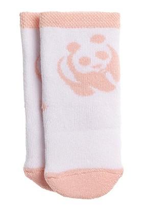 Organik Havlu Bebek Çorap