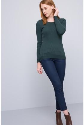 U.S. Polo Assn. Kadın Karla-Bsk7 Kazak Yeşil