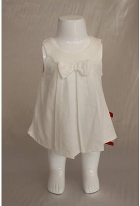 Veo Baby 6931 Kız Jakarlı Elbise