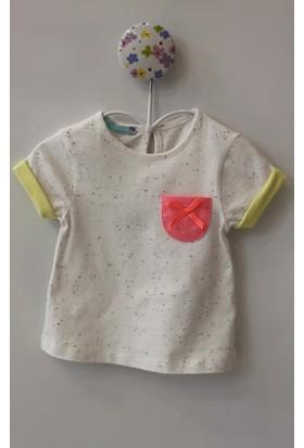 İdilbaby 7398 Kız Tişört