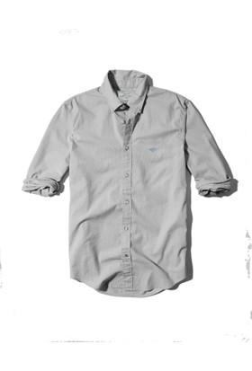 Adirondack Slim Fit Saf Pamuk Gömlek