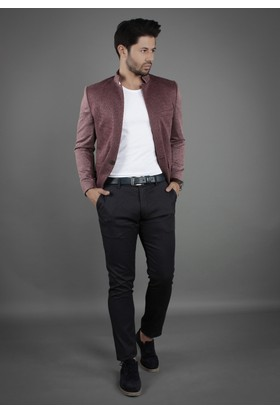 Brango 50127-5 Dar Kalıp Kahverengi Pantolon