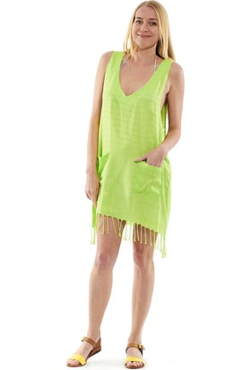 Peschtemall Kadın Plaj Elbise P1011