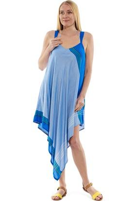 Peschtemall Kadın Plaj Elbise P1015