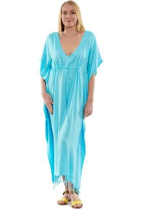 Peschtemall Kadın Plaj Elbise P1017