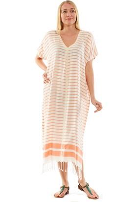 Peschtemall Kadın Plaj Elbise P1033