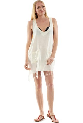 Peschtemall Kadın Plaj Elbise P1042
