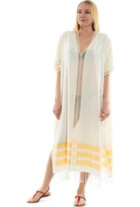 Peschtemall Kadın Plaj Elbise P1048