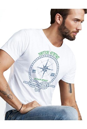 The Chalcedon Nautical Heritage Ocean Sprit T-Shirt