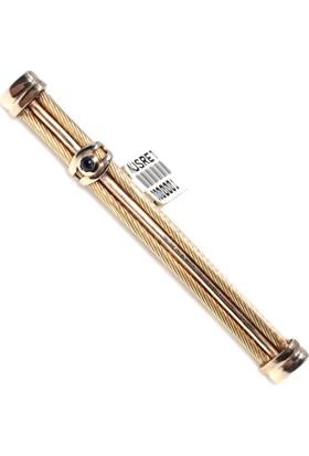 Nusret Takı 14 Ayar Altın Kravat İğnesi