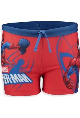 LC Waikiki Erkek Çocuk Spider Man Yüzme Şortu