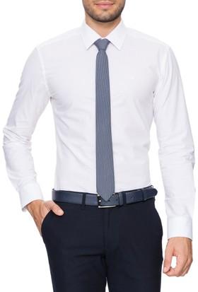 Cacharel Suli Gömlek Beyaz