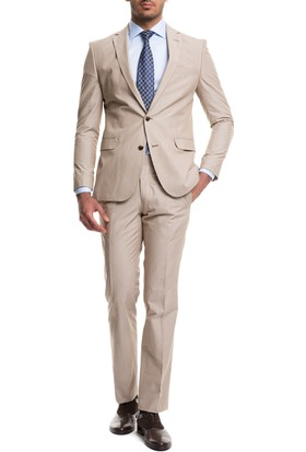 Cacharel CSf01 CT10 Soft Takım Elbise Bej