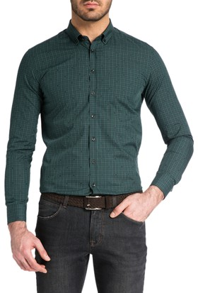 Cacharel Patrick Gömlek Yeşil