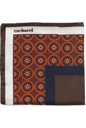 Cacharel K01 Kravat Turuncu