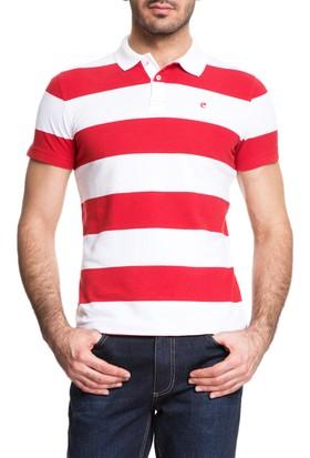 Cacharel Outlet Polo Yaka T-Shirt Kırmızı