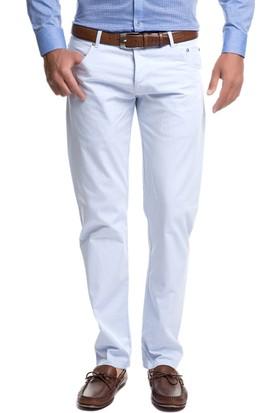 Cacharel CT12 Kanvas Pantolon Mavi