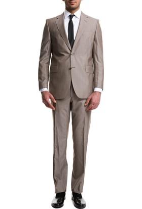 Cacharel CS03 Fidel Itl Takım Elbise Bej