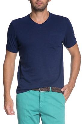 Cacharel Clamart T-Shirt Koyu Lacivert
