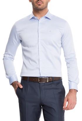 Cacharel Newcastle Gömlek Mavi