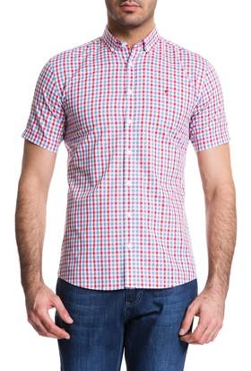 Cacharel Norman Gömlek Kırmızı