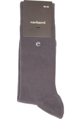 Cacharel C01 Çorap Antrasit