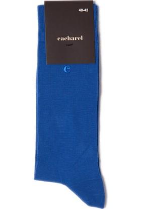 Cacharel Y6Bsc1 Çorap Mavi