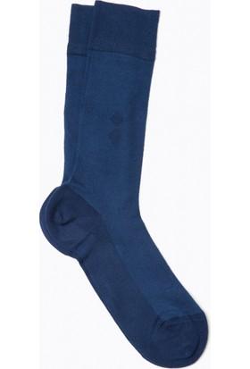 Cacharel Y7Bam7 Çorap Lacivert