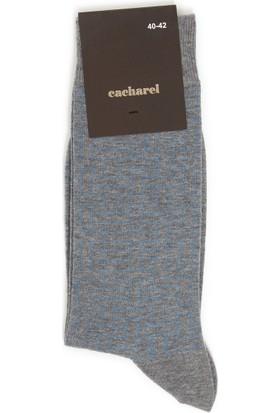 Cacharel Y7Cot6 Çorap Gri